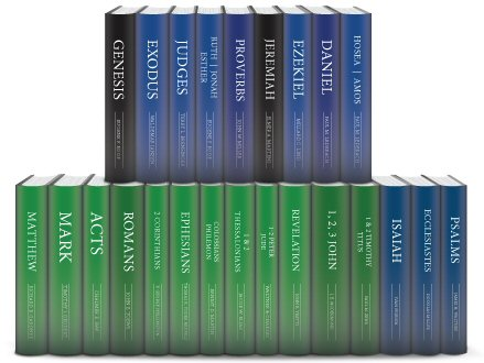 Believers Church Bible Commentary (24 vols.)