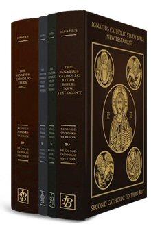 Ignatius Catholic Study Bible New Testament Genesis