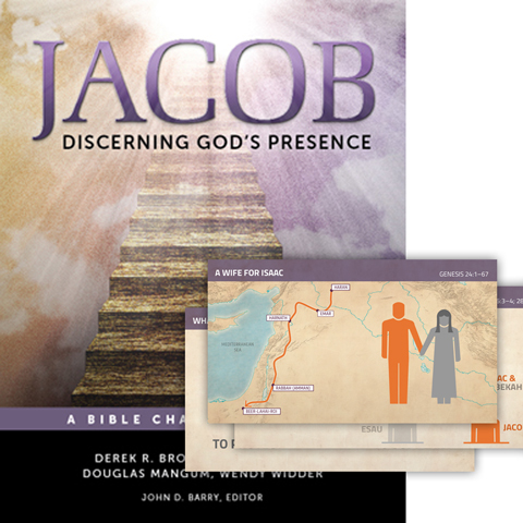 Jacob: Discerning God's Presence: Complete Church Curriculum for Leaders and Pastors