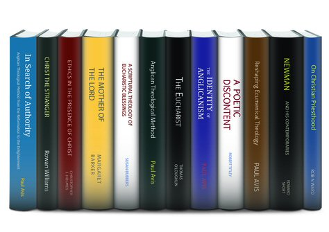T&T Clark Anglican Studies Collection (12 vols.)
