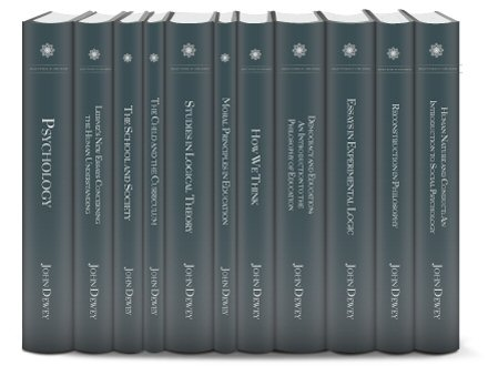 Select Works of John Dewey (11 vols.)