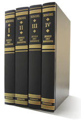 Expositions of Bible Doctrines Taking the Epistle to the Romans As a Point of Departure (4 vols.)