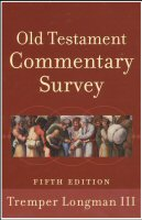 Old Testament Commentary Survey, 5th ed.