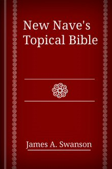 New Nave's Topical Bible