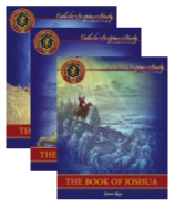 Catholic Scripture Study International: Joshua, Judges, and Ruth Studies (3 vols.)