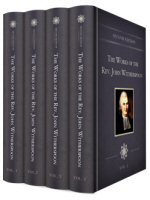 The Works of the Rev. John Witherspoon