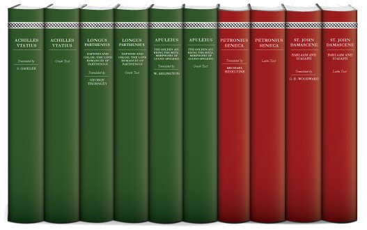 Select Novels of Antiquity (10 vols.)