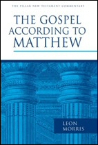The Pillar New Testament Commentary: The Gospel according to Matthew