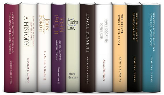Moral Theologians Collection (10 vols.)