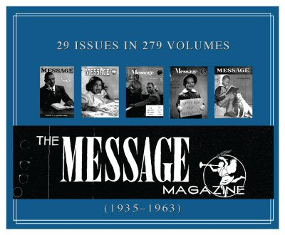The Message Magazine (1935–1963) (29 vols.) (279 issues)