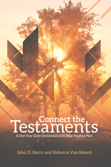 Connect the Testaments: A One-Year Daily Devotional with Bible Reading Plan
