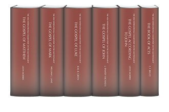 The New International Commentary on the New Testament: Gospels and Acts (NICNT) (6 vols.)