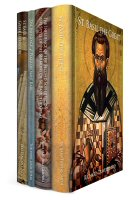 Classic Studies on St. Basil the Great (4 vols.)