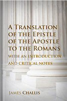 A Translation of the Epistle of the Apostle Paul to the Romans, with an Introduction and Critical Notes