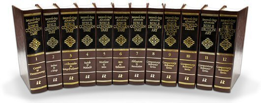 Seventh-day Adventist Bible Commentary Standard Edition (12 vols.)