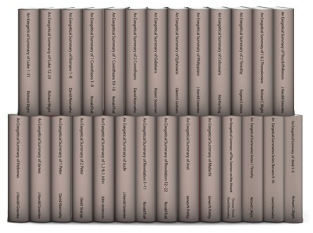 Exegetical Summaries Series (27 vols.)