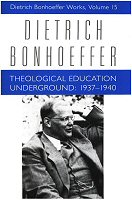Theological Education Underground: 1937–1940