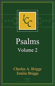 A Critical and Exegetical Commentary on the Book of Psalms, Volume 2