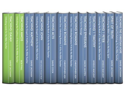 Teaching the Bible Series (12 vols.)