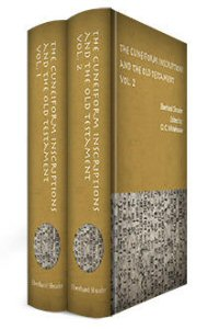 The Cuneiform Inscriptions and the Old Testament (2 vols.)