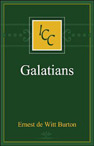 A Critical and Exegetical Commentary on the Epistle to the Galatians