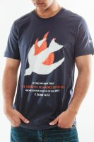 Bible Verse T-shirt: Dove (1 John 4:13)