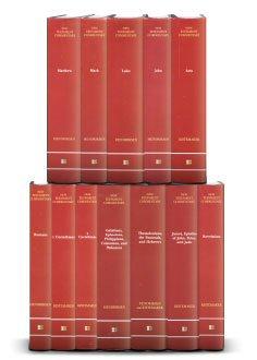 Bible Commentaries New Testament