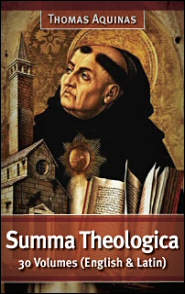 Summa Theologica: English and Latin Bundle (30 vols.)