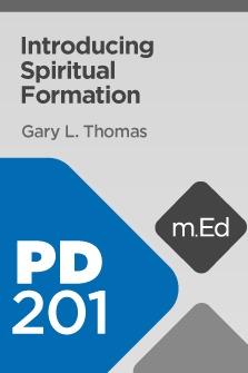 Introducing Spiritual Formation