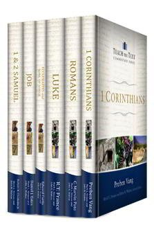Teach the Text Commentary Series (6 vols.)