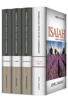 Evangelical Press Study Commentary (EPSC) Upgrade (4 vols.)