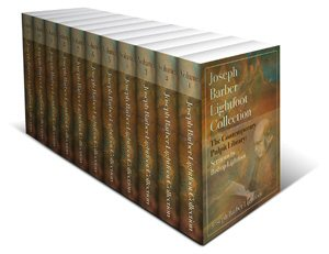 Joseph Barber Lightfoot Collection (11 vols.)