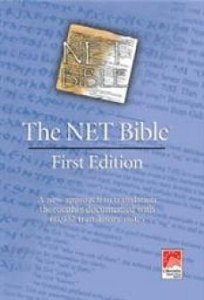 The NET Bible First Edition Notes