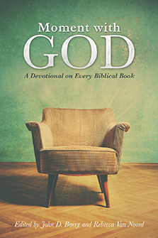 Moment with God: A Devotional on Every Biblical Book