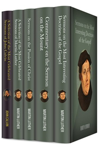 John Calvin and Martin Luther Sermon Collection