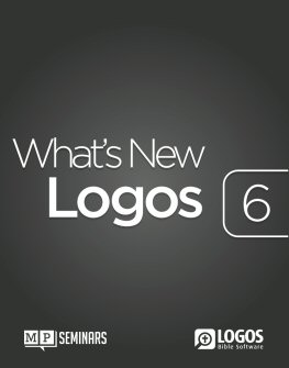 Logos 6: What's New?