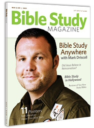 Bible Study Magazine—Mar-Apr 2009 Issue