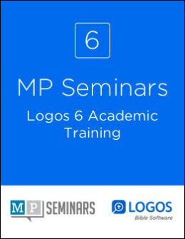 Mobile Ed: LT161 Logos Academic Training