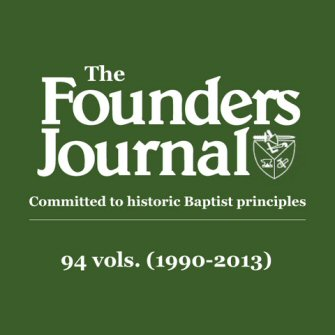 The Founders Journal (94 issues) (1990–2013)