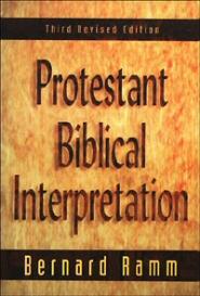 Protestant Biblical Interpretation