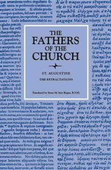 Saint Augustine: The Retractations