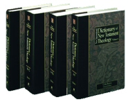 New International Dictionary of New Testament Theology (4 vols.)