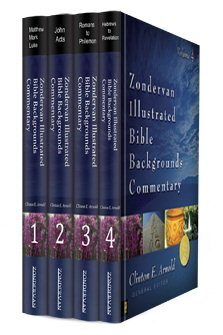 Zondervan Illustrated Bible Backgrounds Commentary: New Testament (4 vols.)
