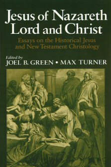 historic jesus term paper Introduction: f 1 introduction: from the ipsissima verba to the remembered jesus emembered jesus emembered jesus recent studies of the historical jesus have shown something of a tendency to move away from the earlier (form- critical) focus on tradition-historical study of particular pericopae, and the associated.