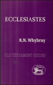 Sheffield Old Testament Guides: Ecclesiastes