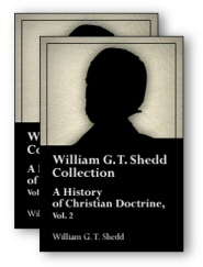 A History of Christian Doctrine (2 vols.)