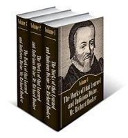 The Works of That Learned and Judicious Divine, Mr. Richard Hooker (3 vols.)