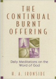 The Continual Burnt Offering
