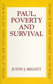 Paul, Poverty and Survival (SNTW)