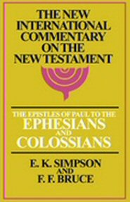 The Epistles to the Ephesians and the Colossians